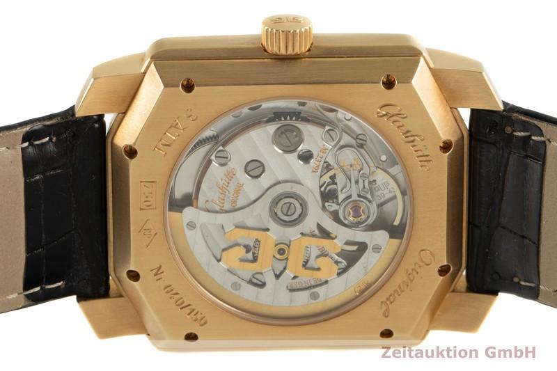 gebrauchte Luxusuhr Glashütte Senator 18k Gold Automatik Kal. GUB49-43 Ref. 39-46-27-15-04 LIMITED EDITION   2102824 _1