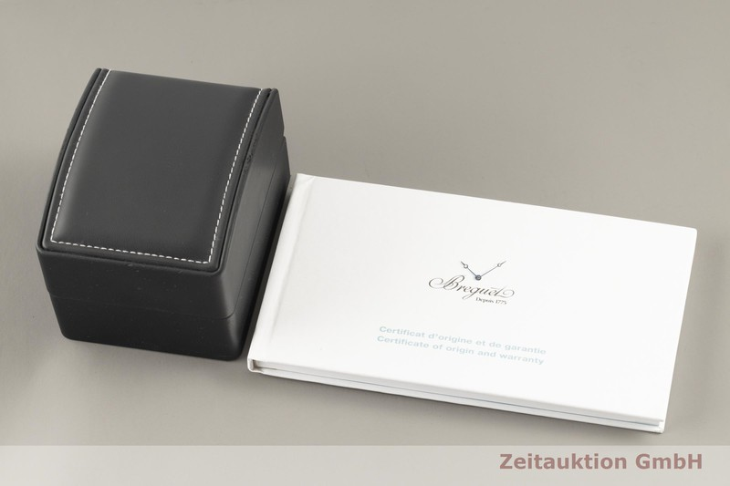 gebrauchte Luxusuhr Breguet Classique 18k Gold Automatik Kal. 502SD Ref. 5140  | 2102826 _0