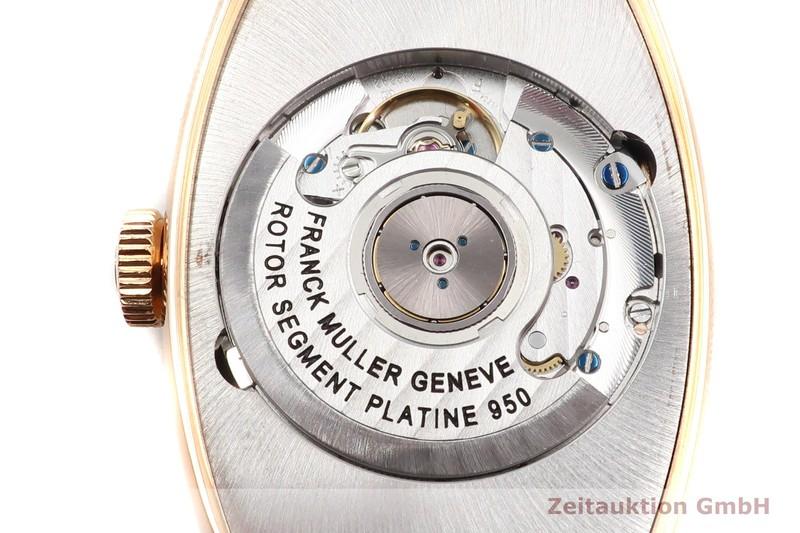 gebrauchte Luxusuhr Franck Muller Crazy Hours 18k Rotgold Automatik Kal. 2800V Ref. 5850CH    2102828 _1