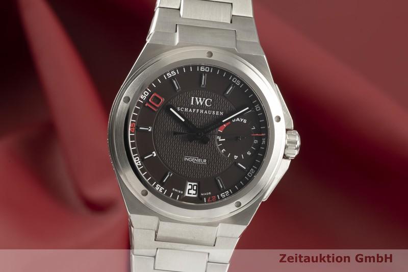 gebrauchte Luxusuhr IWC Ingenieur Stahl Automatik Kal. 51113 Ref. 5005, IW500508 LIMITED EDITION | 2102835 _0