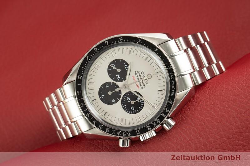 gebrauchte Luxusuhr Omega Speedmaster Chronograph Stahl Handaufzug Kal. 1861 Ref. 3569.31.00, 145.0227 LIMITED EDITION | 2102836 _0