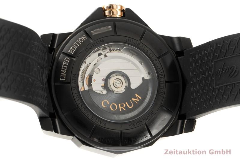 gebrauchte Luxusuhr Corum Admirals Cup Titan Automatik Ref. 01.0079 LIMITED EDITION | 2102837 _1