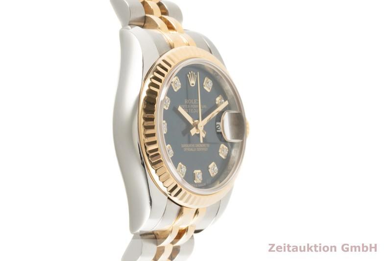 gebrauchte Luxusuhr Rolex Datejust Stahl / Gold Automatik Kal. 2235 Ref. 179173  | 2102845 _0