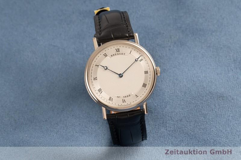 gebrauchte Luxusuhr Breguet Classique 18k Weissgold Automatik Kal. 502.3 Ref. 5157  | 2102847 _0