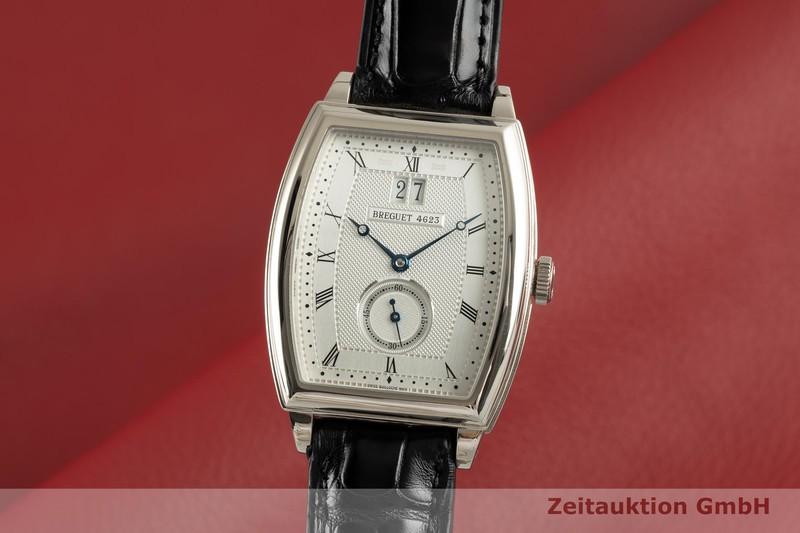 gebrauchte Luxusuhr Breguet Heritage  18k Weissgold Automatik Kal. 516DRSR Ref. 5480  | 2102848 _0