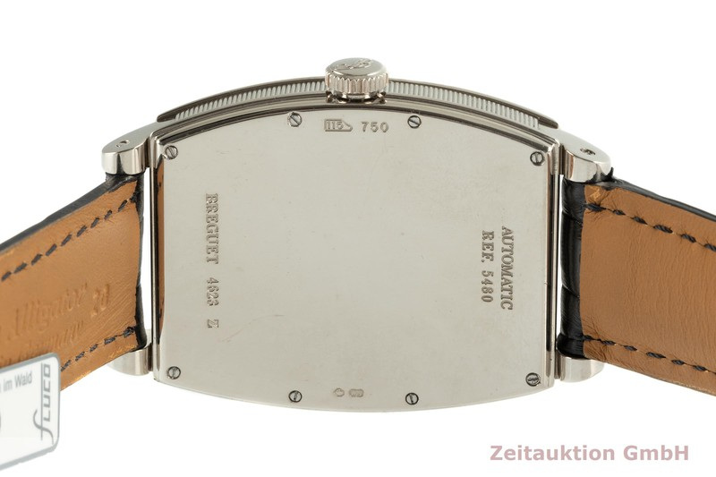 gebrauchte Luxusuhr Breguet Heritage  18k Weissgold Automatik Kal. 516DRSR Ref. 5480  | 2102848 _1