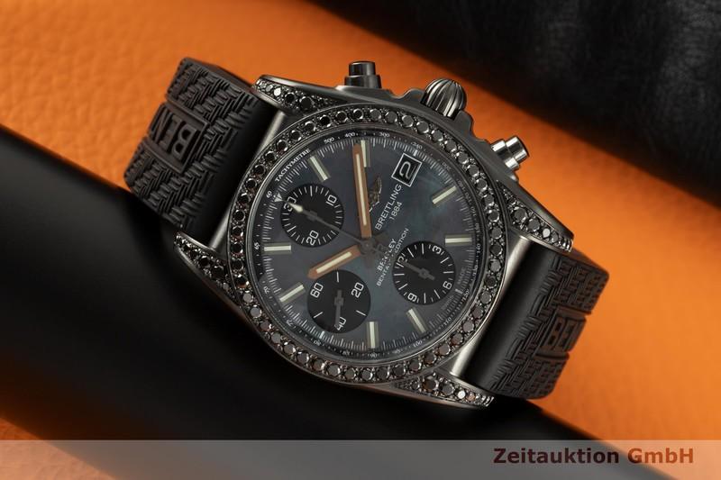 gebrauchte Luxusuhr Breitling Chronomat Chronograph Stahl Automatik Kal. B13 Ref. M13310  | 2102857 _0