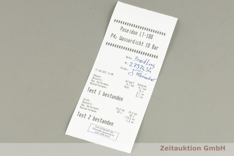 gebrauchte Luxusuhr Breitling Chronomat Chronograph Stahl Automatik Kal. B13 Ref. M13310  | 2102857 _1