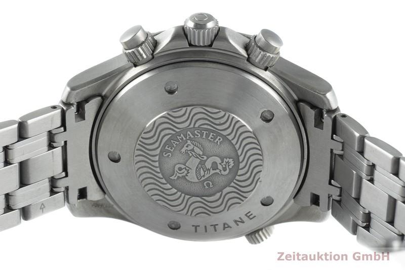 gebrauchte Luxusuhr Omega Seamaster Chronograph Titan Automatik Kal. 1154 Ref. 2298.80.00  | 2102871 _1