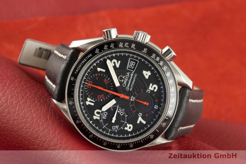 gebrauchte Luxusuhr Omega Speedmaster Chronograph Stahl Automatik Kal. 1152 Ref. 175.0083, 375.0083 LIMITED EDITION   2102881 _0