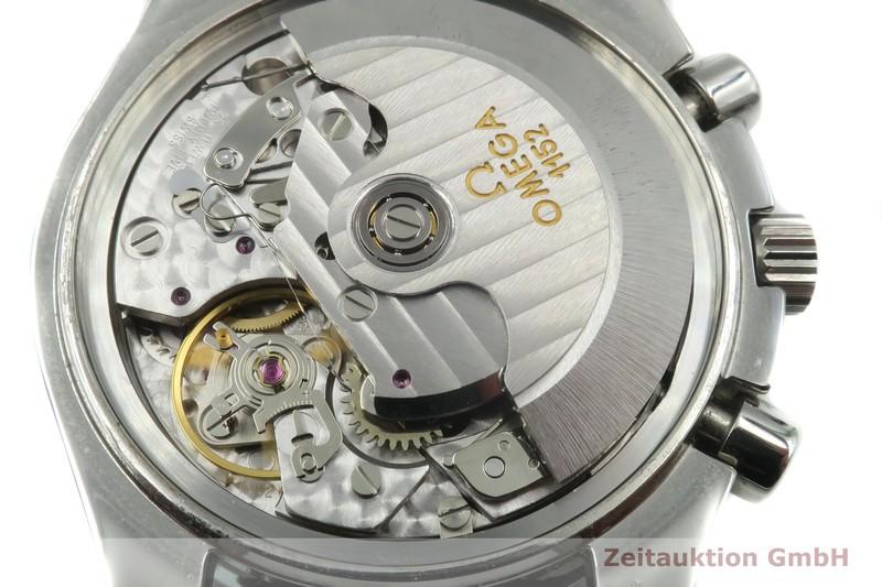 gebrauchte Luxusuhr Omega Speedmaster Chronograph Stahl Automatik Kal. 1152 Ref. 175.0083, 375.0083 LIMITED EDITION   2102881 _1