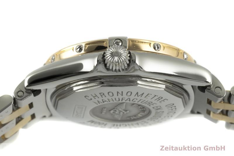 gebrauchte Luxusuhr Breitling Callistino Stahl / Gold Quarz Kal. B72 Ref. D72345    2102885 _1