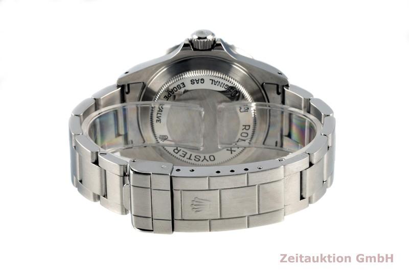 gebrauchte Luxusuhr Rolex Sea Dweller Stahl Automatik Kal. 3135 Ref. 16600  | 2102893 _1
