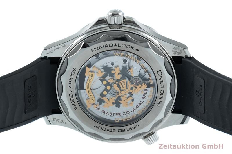 gebrauchte Luxusuhr Omega Seamaster Stahl / Gold Automatik Kal. 8800 Ref. 210.22.42.20.01.004 LIMITED EDITION | 2102900 _1