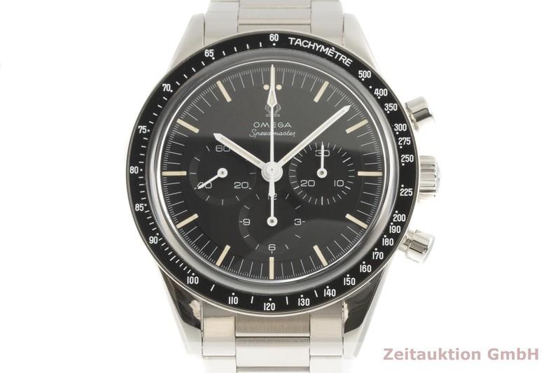 gebrauchte Luxusuhr Omega Speedmaster Chronograph Stahl Handaufzug Kal. 321 Ref. 311.30.40.30.01.001  | 2102901 _0
