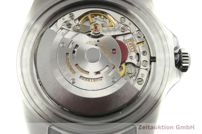 gebrauchte Luxusuhr Rolex GMT Master II Stahl Automatik Kal. 3185 Ref. 16710  | 2102915 _1