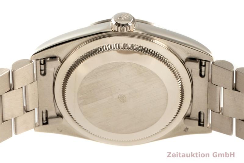 gebrauchte Luxusuhr Rolex Day-Date 18k Weissgold Automatik Kal. 3155 Ref. 18239  | 2102975 _1