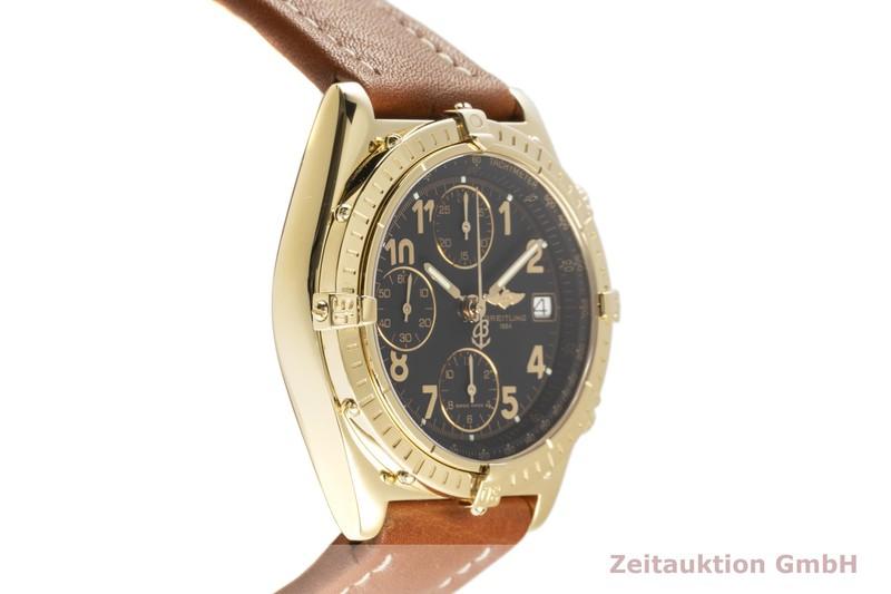gebrauchte Luxusuhr Breitling Chronomat Chronograph 18k Gold Automatik Ref. K13050.1    2102979 _0