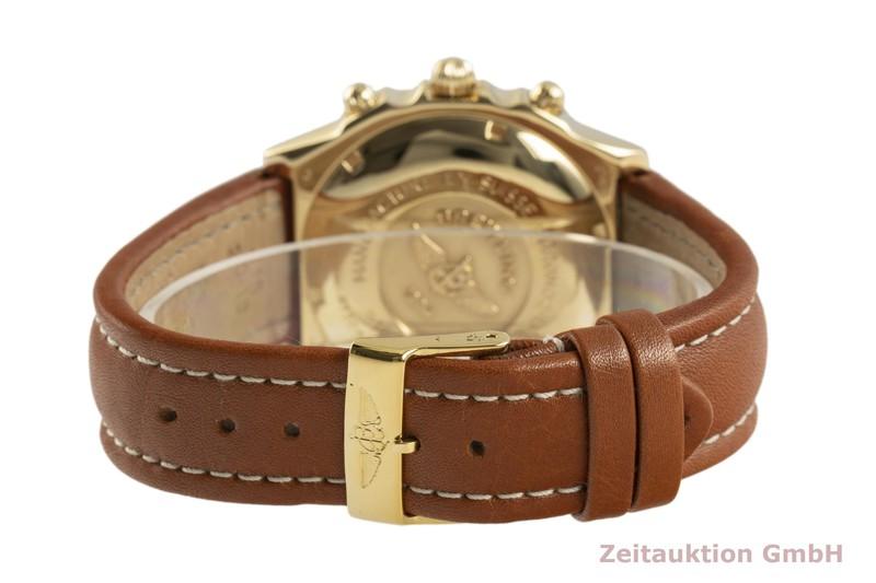 gebrauchte Luxusuhr Breitling Chronomat Chronograph 18k Gold Automatik Ref. K13050.1    2102979 _1