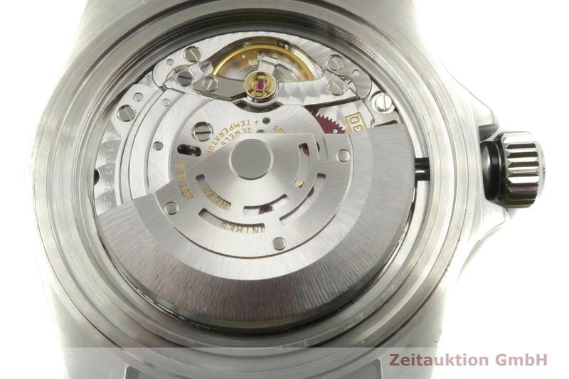 gebrauchte Luxusuhr Rolex GMT Master II Stahl Automatik Kal. 3185 Ref. 16710    2102988 _1