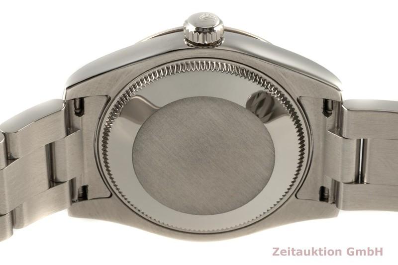 gebrauchte Luxusuhr Rolex Oyster Perpetual Stahl / Weissgold Automatik Kal. 2231 Ref. 177234    2102989 _1