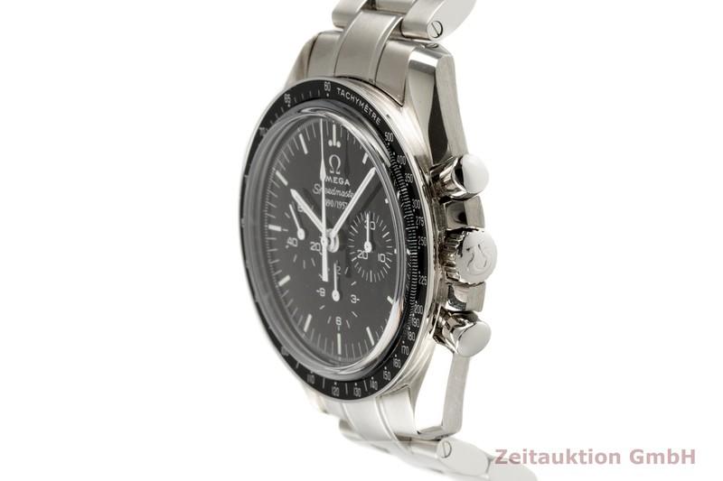 gebrauchte Luxusuhr Omega Speedmaster Chronograph Stahl Handaufzug Kal. 3201 Ref. 311.33.42.50.01.001 LIMITED EDITION | 2102993 _0