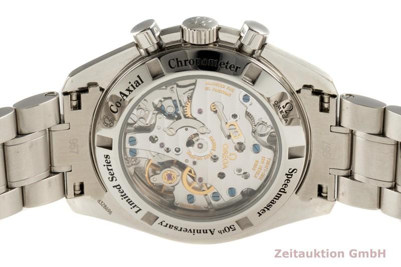 gebrauchte Luxusuhr Omega Speedmaster Chronograph Stahl Handaufzug Kal. 3201 Ref. 311.33.42.50.01.001 LIMITED EDITION | 2102993 _1
