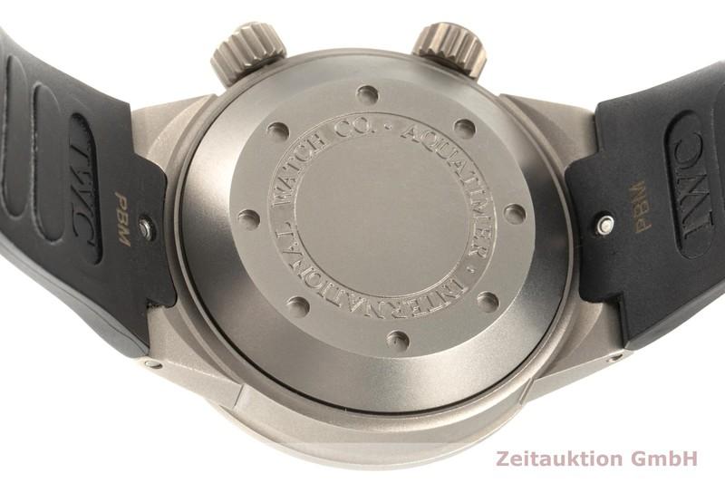 gebrauchte Luxusuhr IWC Aquatimer Titan Automatik Kal. 30110 Ref. IW353804  | 2102999 _1