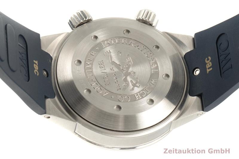 gebrauchte Luxusuhr IWC Aquatimer Stahl Automatik Kal. 30110 Ref. IW354806 LIMITED EDITION   2103000 _1