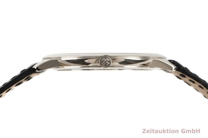 gebrauchte Luxusuhr Vacheron & Constantin Patrimony 18k Weissgold Handaufzug Kal. 1400 Ref. 81180  | 2103006 _1