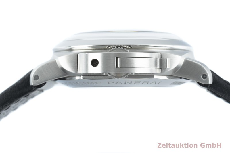 gebrauchte Luxusuhr Panerai Luminor GMT Stahl Handaufzug Kal. P2002 Ref. PAM00233, OP6660  | 2103008 _1