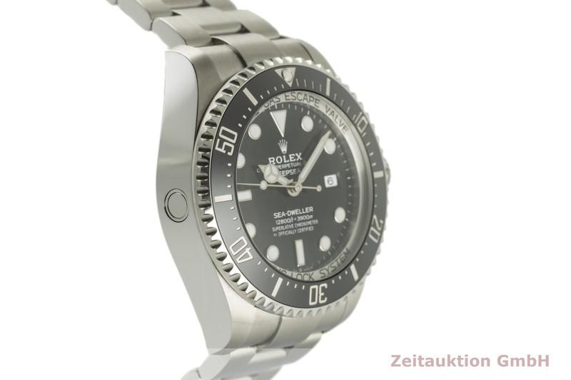 gebrauchte Luxusuhr Rolex Sea Dweller Stahl Automatik Kal. 3235 Ref. 126660  | 2103017 _0