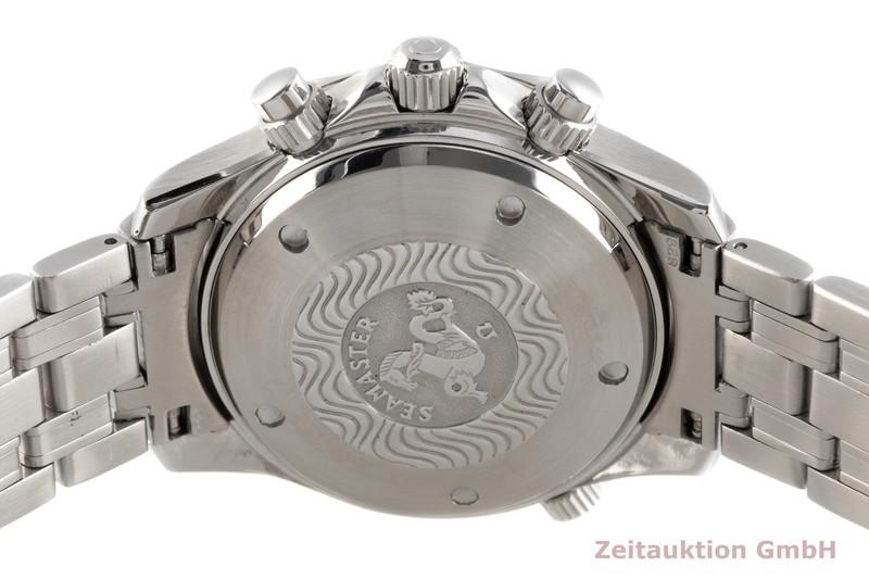 gebrauchte Luxusuhr Omega Seamaster Chronograph Stahl Automatik Kal. 1154 Ref. 2598.80.00  | 2103023 _1
