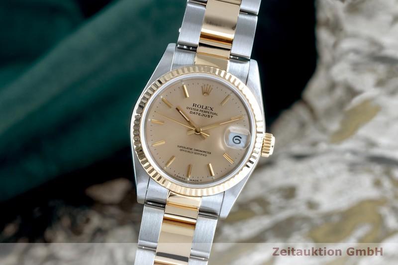 gebrauchte Luxusuhr Rolex Lady Datejust Stahl / Gold Automatik Kal. 2135 Ref. 68273  | 2103028 _0