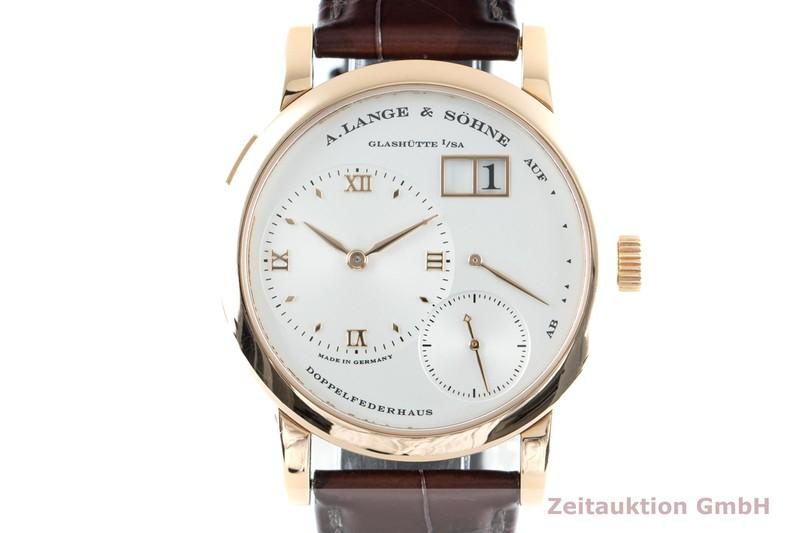 gebrauchte Luxusuhr A. Lange & Söhne Lange 1 18k Gold Handaufzug Kal. L.901.0 Ref. 101.032    2103029 _0