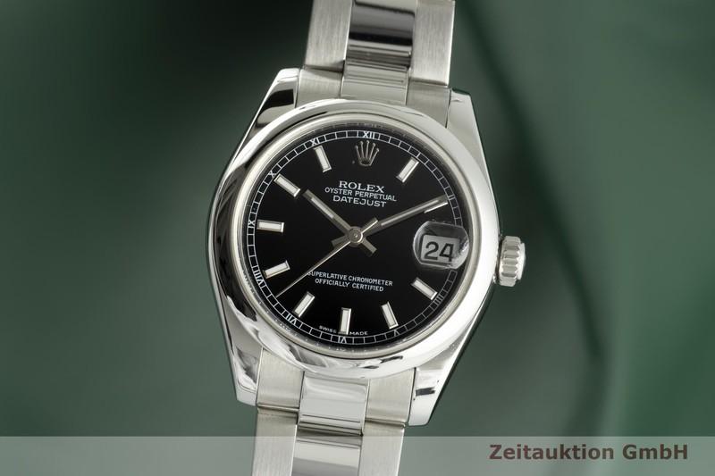 gebrauchte Luxusuhr Rolex Lady Datejust Stahl Automatik Kal. 2235 Ref. 178240    2103035 _0