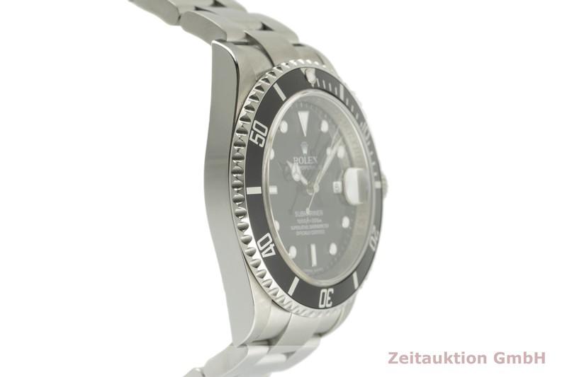 gebrauchte Luxusuhr Rolex Submariner Stahl Automatik Kal. 3135 Ref. 16610  | 2103046 _0