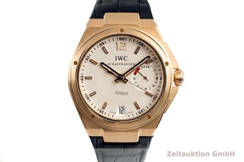 gebrauchte Luxusuhr IWC Ingenieur 18k Rotgold Automatik Kal. 51113 Ref. 5005    2103063 _0