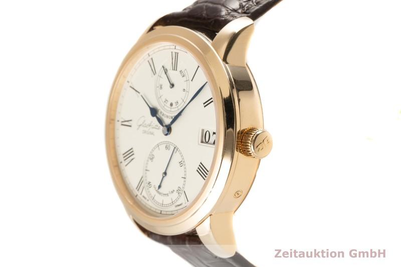gebrauchte Luxusuhr Glashütte Senator 18k Gold Handaufzug Kal. 58 Ref. 58-01-01-01-04  | 2103064 _0
