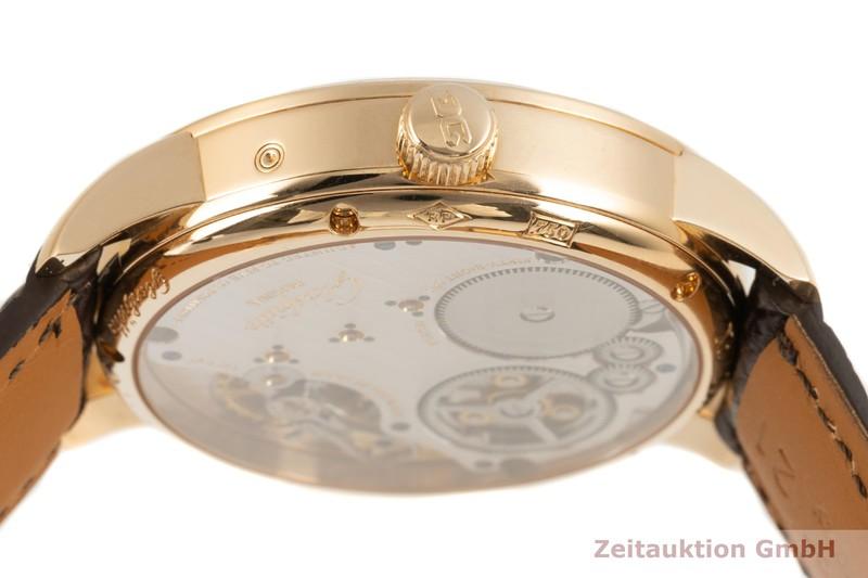 gebrauchte Luxusuhr Glashütte Senator 18k Gold Handaufzug Kal. 58 Ref. 58-01-01-01-04  | 2103064 _1