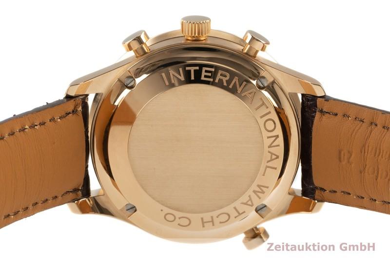 gebrauchte Luxusuhr IWC Portugieser Chronograph 18k Gold Handaufzug Kal. C.76240 Ref. IW3712    2103065 _1