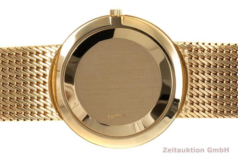 gebrauchte Luxusuhr Patek Philippe Calatrava 18k Gold Handaufzug Kal. 215 Ref. 3919/5  | 2103066 _1