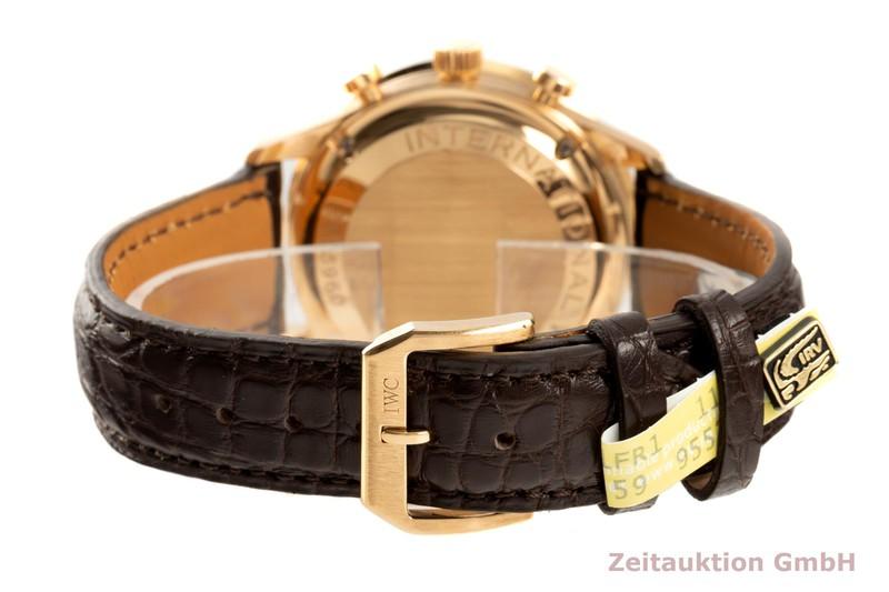 gebrauchte Luxusuhr IWC Portugieser Chronograph 18k Rotgold Automatik Kal. C.79240 Ref. IW371415  | 2103071 _1