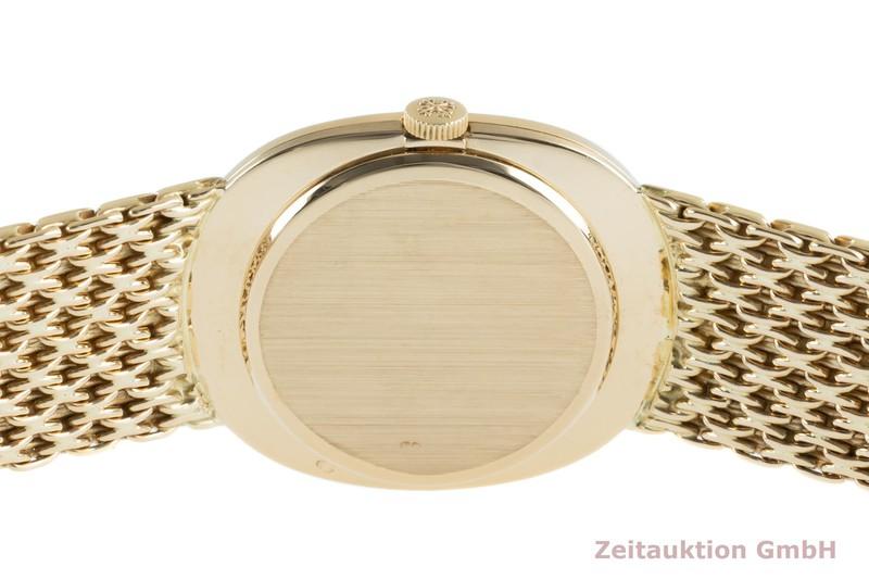 gebrauchte Luxusuhr Patek Philippe Ellipse 18k Gold Handaufzug Kal. 215 Ref. 3848/15  | 2103072 _1