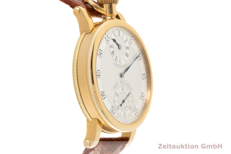 gebrauchte Luxusuhr Chronoswiss Grand Regulateur 18k Gold Handaufzug Kal. C17-22R Ref. CH2281 LIMITED EDITION   2103076 _0