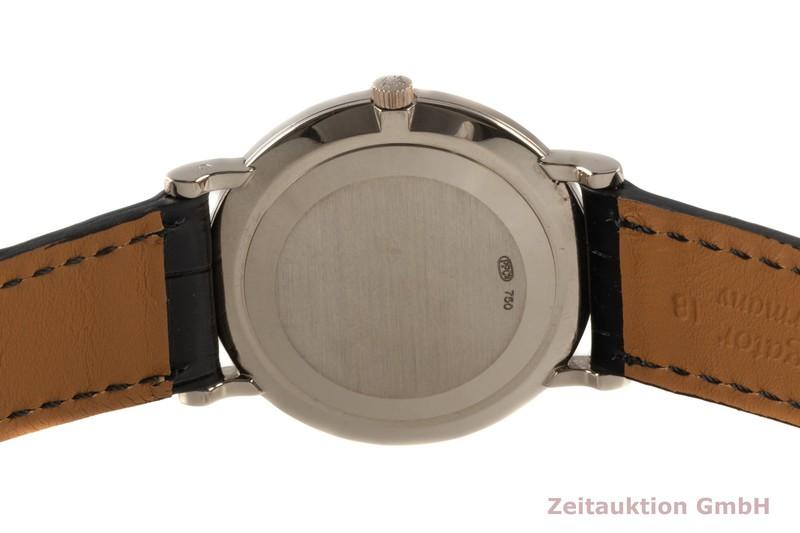 gebrauchte Luxusuhr Patek Philippe Calatrava 18k Weissgold Handaufzug Kal. 215 Ref. 5022    2103087 _1