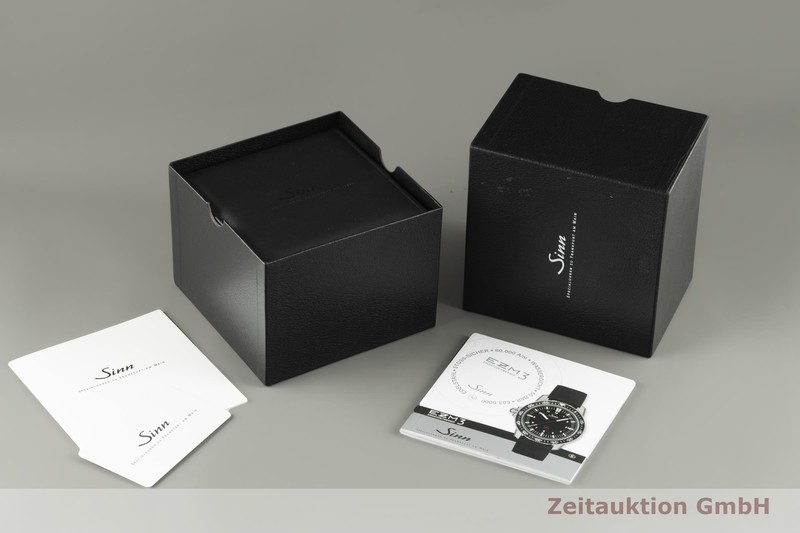 gebrauchte Luxusuhr Sinn EZM3 Stahl Automatik Ref. 603.010    2103088 _0