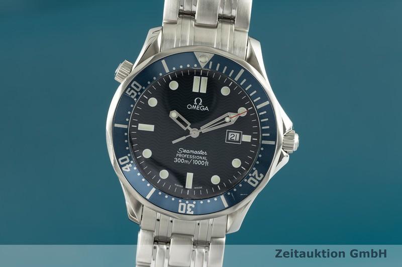 gebrauchte Luxusuhr Omega Seamaster Stahl Quarz Kal. 1538 Ref. 2541.80.00, 196.1523, 396.1523    2103095 _0