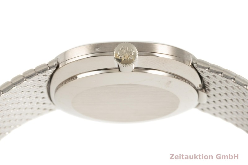 gebrauchte Luxusuhr Patek Philippe Ellipse 18k Weissgold Handaufzug Kal. 23-300PM Ref. 3545/1  | 2103102 _1
