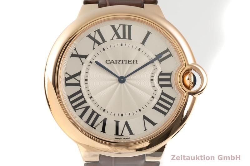 gebrauchte Luxusuhr Cartier Ballon Bleu de Cartier 18k Gold Handaufzug Kal. 430MC Ref. 3376, W690054    2103103 _0